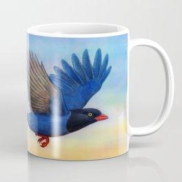 Taiwan Blue Magpies (2) Coffee Mug
