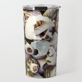 Shell Collection Travel Mug