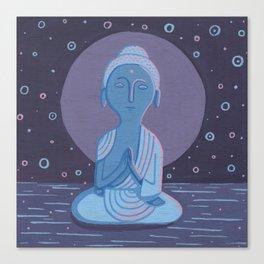 Buddha F Canvas Print