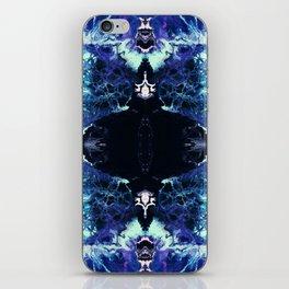 Nashira - Abstract Costellation Painting iPhone Skin