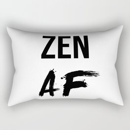 Zen AF Rectangular Pillow
