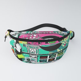A Step Towards ( Pop ) Fanny Pack