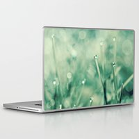 panic at the disco Laptop & iPad Skins featuring disco by Bonnie Jakobsen-Martin
