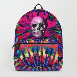 Spiral Skulls Backpack