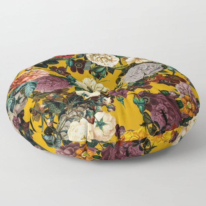 Exotic Garden V Floor Pillow