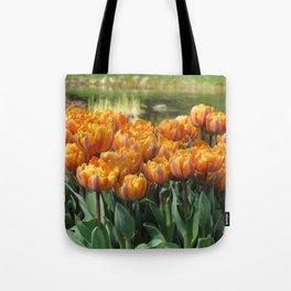 Les Tulipes Tote Bag