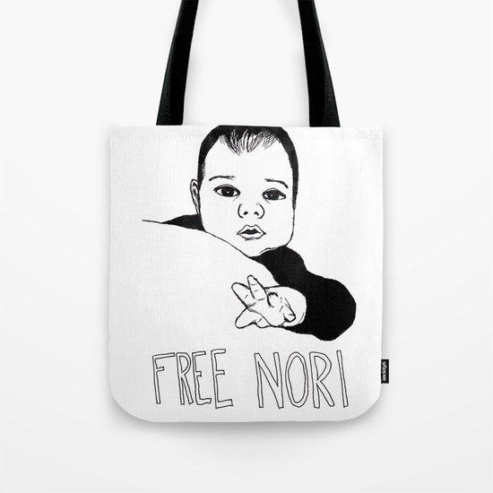 FREE NORI Tote Bag