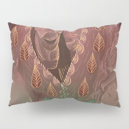 Lotus of life,Inspiration from how our life begin Pillow Sham