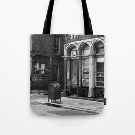 Philadelphia Streetlife Tote Bag