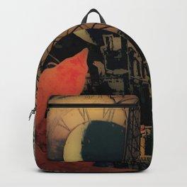 3D Mural Backpack