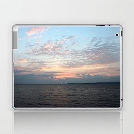 Early Morning Sunrise over Lake Huron Laptop & iPad Skin