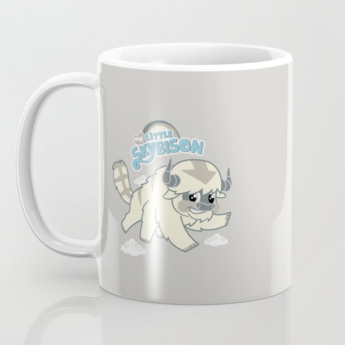 My Little Sky Bison  Coffee Mug