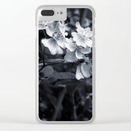 Florette Clear iPhone Case