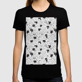 Animal pattern 050 T-shirt