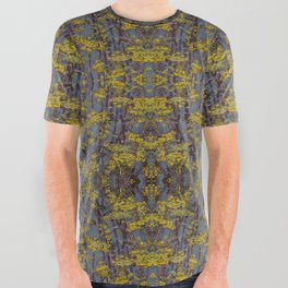 MAGIC DILL WEED All Over Graphic Tee