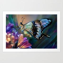 Surreal Beauty Art Print