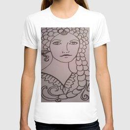 ZENTANGLE BRAID T-shirt