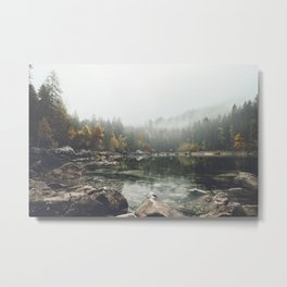 Serenity - Landscape Photography Metal Print