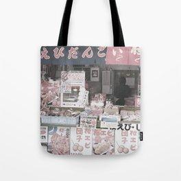 Food Store Tote Bag