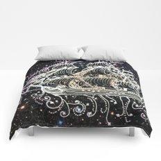 The Great Sky Ship II Comforters