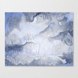 Nature Wash Canvas Print