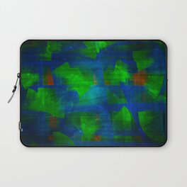 Troubling Thoughts Laptop Sleeve