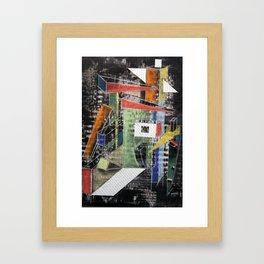 VLADIVOSTOK- 2 Framed Art Print