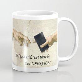 God's Gift - Cell Service Coffee Mug