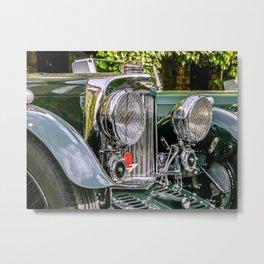 1930's Aston Martin Metal Print