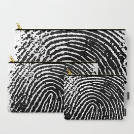 Fingerprint Carry-All Pouch