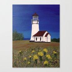 Cape Blanco lighthouse/ Oregon Canvas Print
