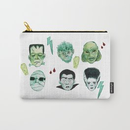 Monsters Carry-All Pouch
