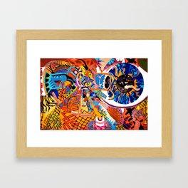 Preditor Framed Art Print