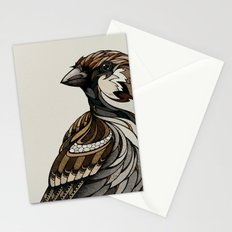 Berlin Sparrow Stationery Cards