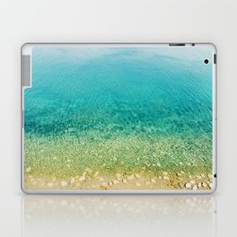 Mediterranean Sea, Italy, Photo Laptop & iPad Skin