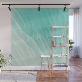 Blue Dunes Wall Mural