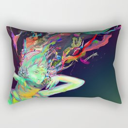 LifeLine Rectangular Pillow