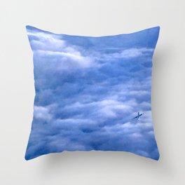 A Pilot's Utopia Throw Pillow