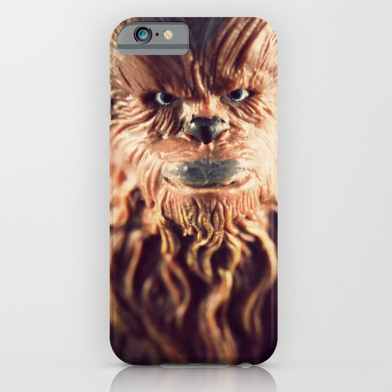 Not Wise To Upset A Wookie iPhone & iPod Case