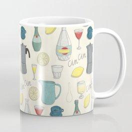 Cin Cin Coffee Mug
