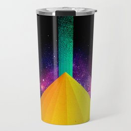 013 - Energy fall on the Pyramid Travel Mug
