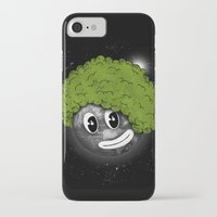 afro iPhone & iPod Cases featuring Mundo Afro by Juan Pivaral