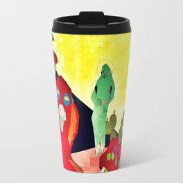 Temptation of Christ in the Desert Travel Mug