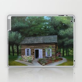 Summer at the Cabin Laptop & iPad Skin