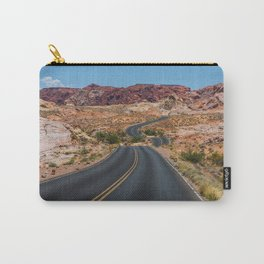Valley of Fire - Nevada USA Carry-All Pouch