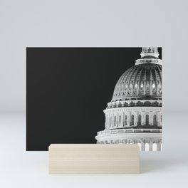 Our Capitol's Dome Mini Art Print