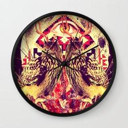 Dhyana Wall Clock