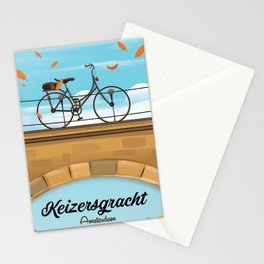 Keizersgracht Canal Amsterdam Stationery Cards