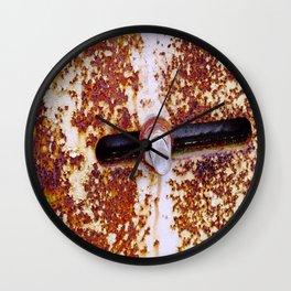 Slot Wall Clock