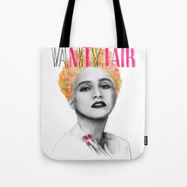 VANITY FAIR Tote Bag